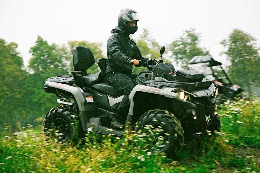 Can-Am Outlander MAX T3 650