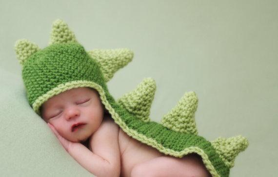 Här är 24 roliga idéer på saker du kan virka till bebisen.