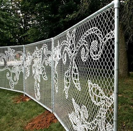 lace-fence