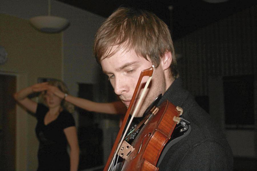 fiolspelning