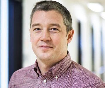 Tobias Nordström, urolog på Danderyds Sjukhus och Karolinska Institutet.