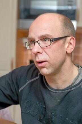 Gustav Kämpe är mjölkbonde och sitter i Växa Sveriges styrelse.