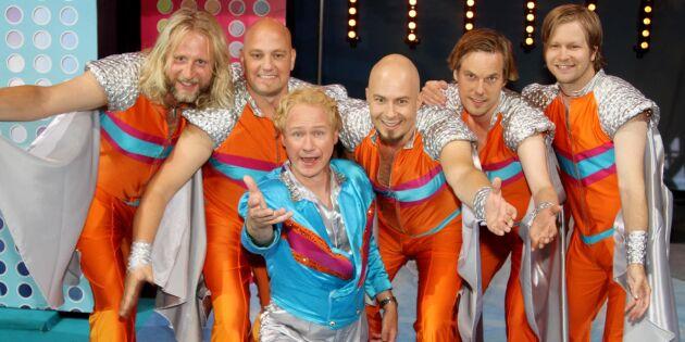 Robert Gustafsson ställer upp i Melodifestivalen