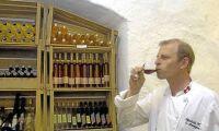 Rekordskörd väntas på Blaxsta vingård