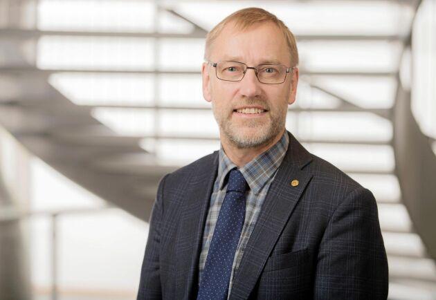 Paul Christensson, LRF Skogsägarnas ordförande.