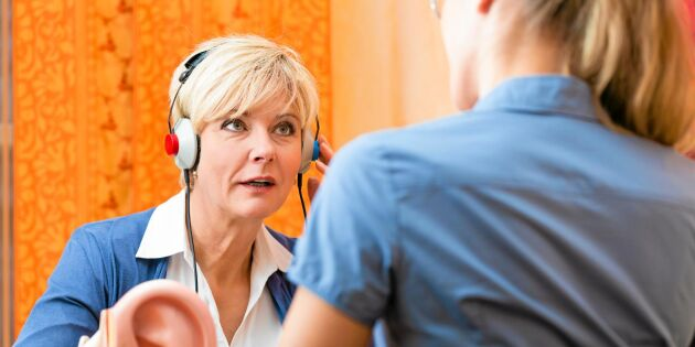 Ha koll på hörseln - minska risken för demens!