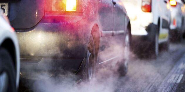 Nu samlas missnöjda bilförare i hela landet