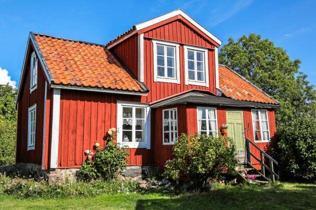 Filmen om Saltkråkan spelades bland annat in på ön Norröra i Stockholms skärgård.