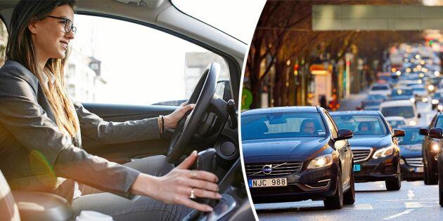 Här finns landets bästa bilförare –enligt svenskarna själva!