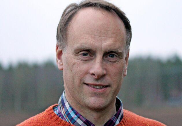 Per Widén, Jordbruksverkets växtskyddscentral i Uppsala.