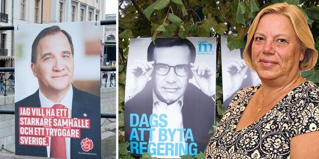 Missa inte: Lena Johansson kommenterar valet
