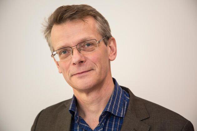 Johan Freij, affärsområdeschef skog- och lantbruk, Danske bank.