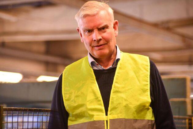 Skogsägare i Norrland ska få samma stöd efter naturkatastrofer som skogsägarna i södra Sverige, anser Arvid Callans.