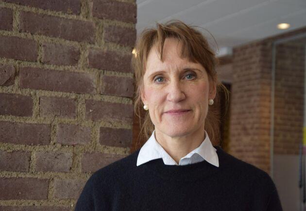 Christina Nordin blev ny generaldirektör för Jordbruksverket i våras.