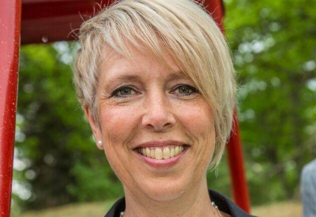 Helena Jonsson är utsedd till ny landhövding i Jönköping - det sätter stopp för siktet mot riksdagsplatsen.