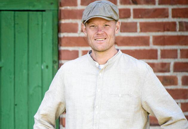 Niklas Kämpargård är bloggare på Land och kan allt om prepping och krishantering.