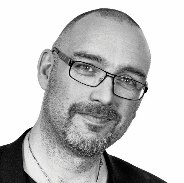 Deeped Niclas Strandh, strateg inom sociala medier och digital planner på JMW Golin.