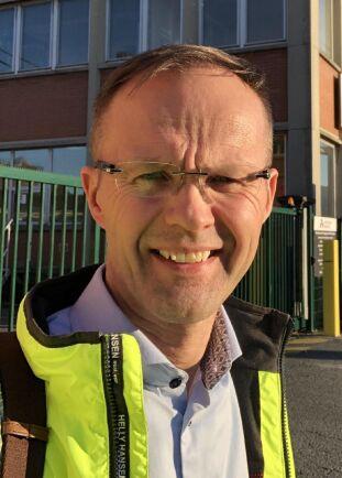 Rune Årnäs tror att man kan nå nollvisionen för arbetsolyckor inom tre till fem år.