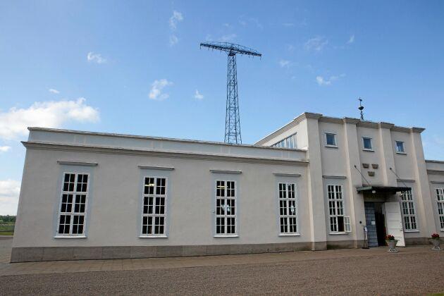 Grimeton radiostation i Halland.