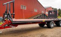 Megalång vagn lanseras