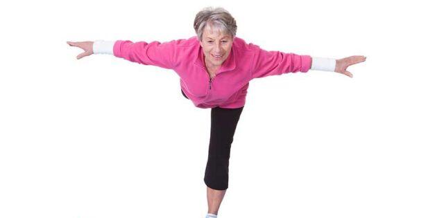 Hur starka ben har du? Styrka och balans avgör din hälsa