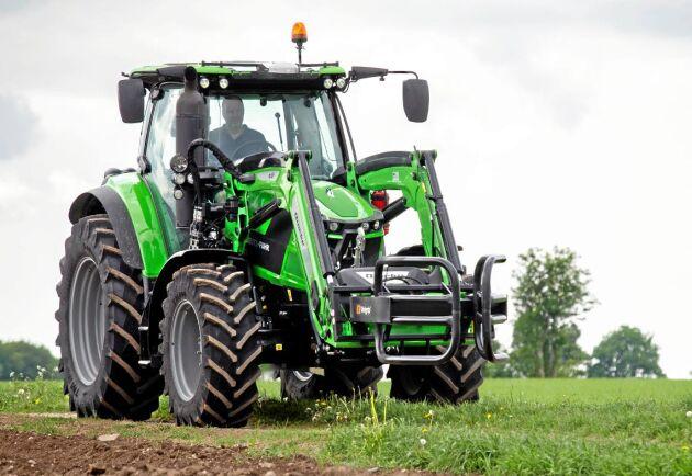 Deutz 6 E serien omfattar tre modeller mellan 120 och 136 hästkrafter. De kompletterar den tidigare 6 serien neråt och kännetecknas av en hög utrustningsnivå. ATL har testat den största modellen i serien, en 6140 TTV.