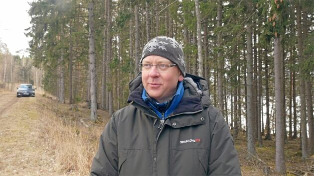 Daniel Glimtoft, EcoFor.