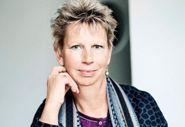 Marianne Hedberg är miljöexpert på Byggföretagen.