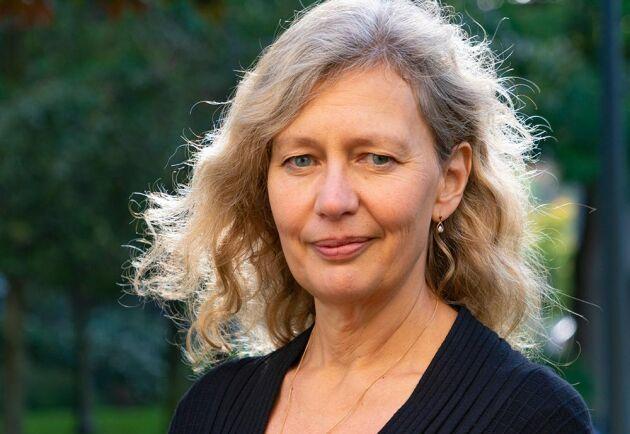Maria Knutson Wedel, än så länge Chalmers vicerektor.