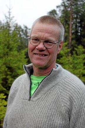 Jonas Löfqvist, skogsägare Dalsland.