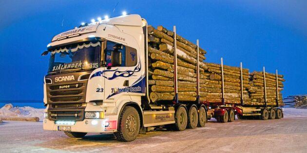 Trafikverket får bollen om 74-tonnare