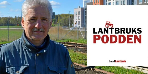 Lantbrukspodden: Kolinlagring det nya svarta