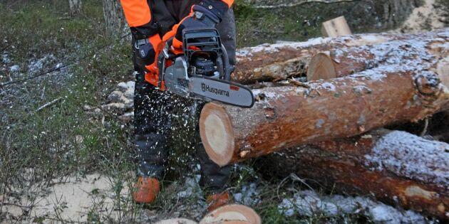 Husqvarna firar 60 med lansering av nya sågar