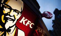 Quorns känga när KFC tvingades stänga