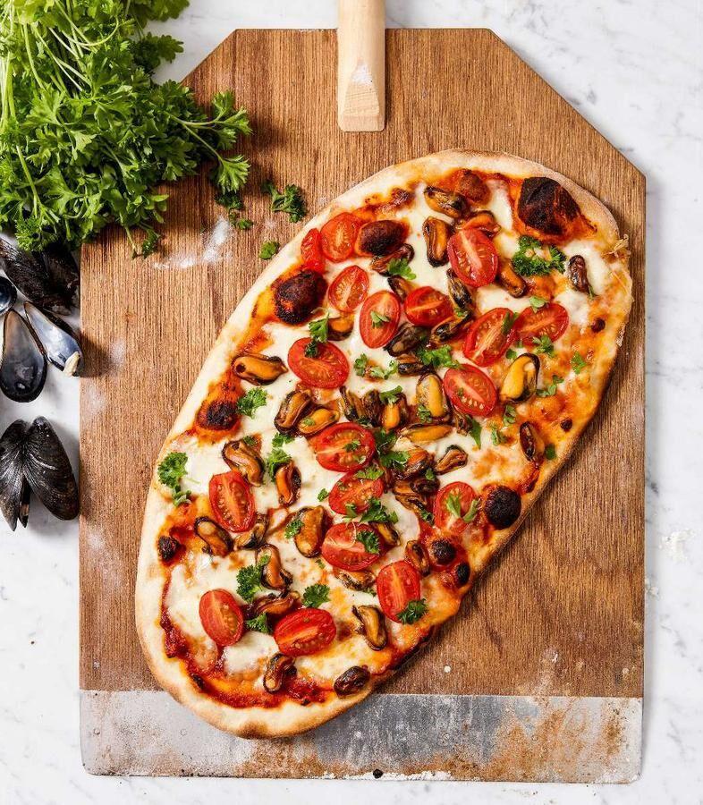 Land.se ger recept på hemlagad pizza.