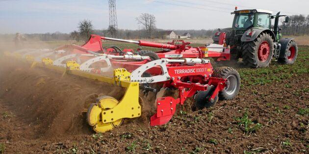ATL TV: Pöttinger växer på jordbearbetning