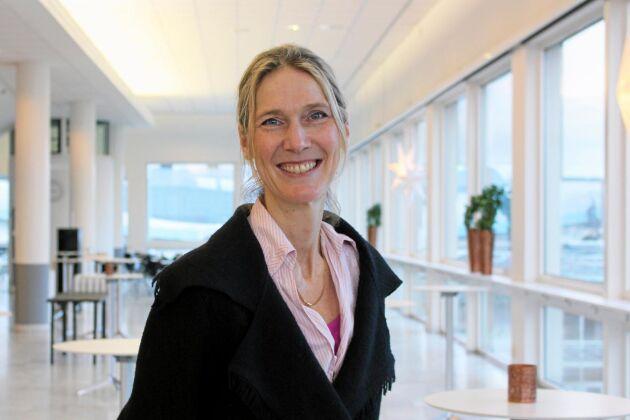Lotta Frenssen, VD för Elmia AB.