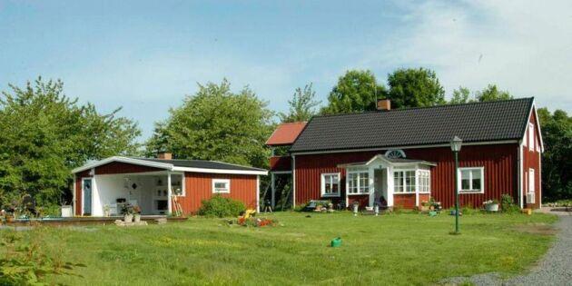 Minimalist javisst! Sveriges minsta hus är nu sålt