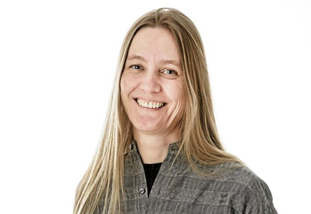 Karin Johansson.