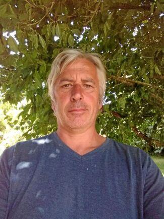 Jean-Paul Gabillard, nationell sekreterare i FNAB, Fédération nationale d'agriculture biologique i Frankrike.