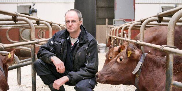 Mjölkbonden Borgström kan ta över
