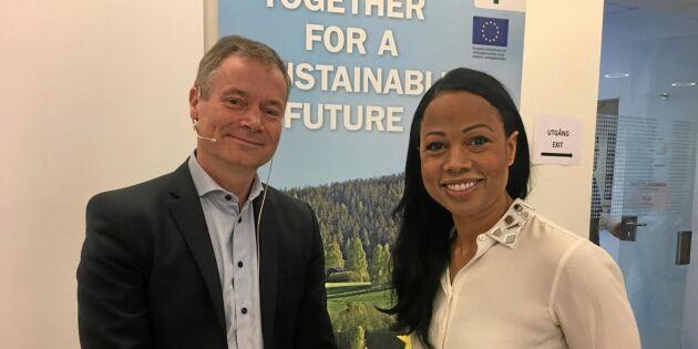 LRF bjöd in till het klimatdebatt inför EU-valet