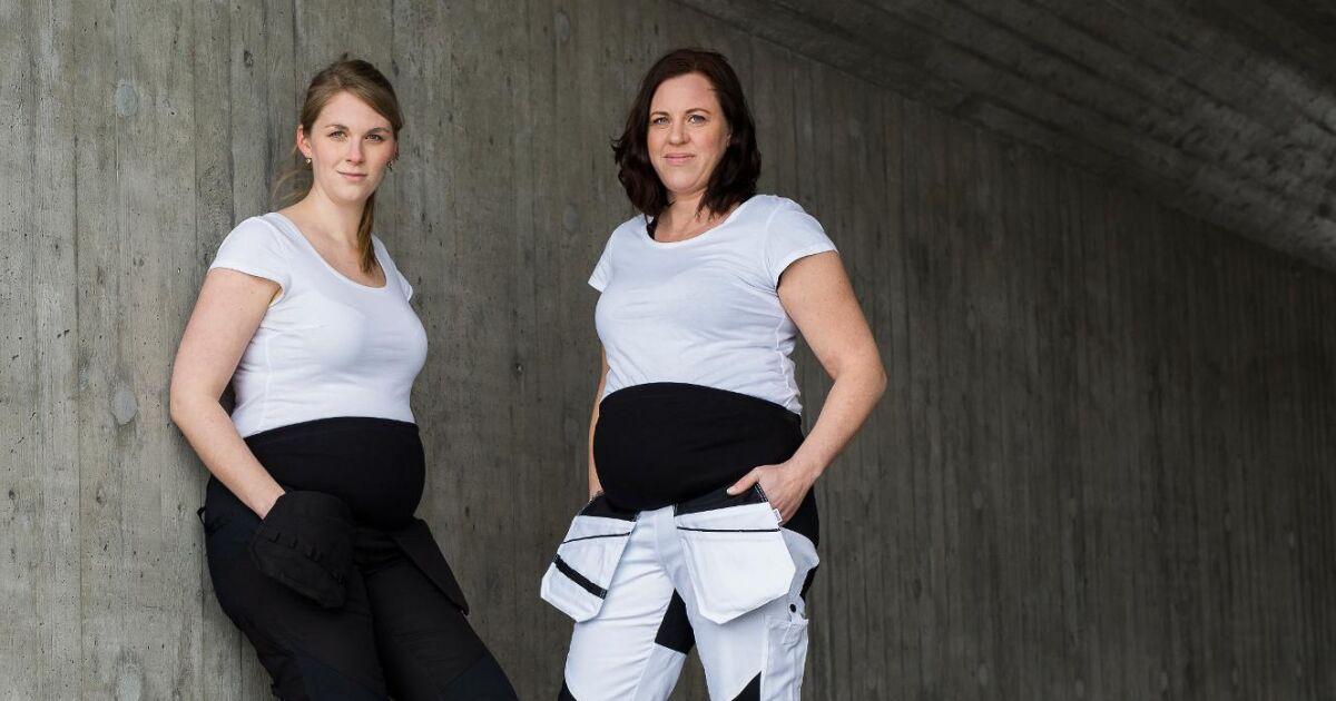 388a9084d682 De lanserar arbetskläder för gravida kvinnor   ATL