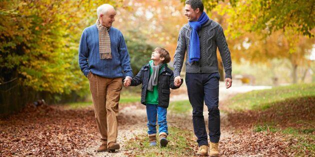 Detta kärleksfulla ska du fråga alla pappor i din närhet – kan vara livsviktigt!