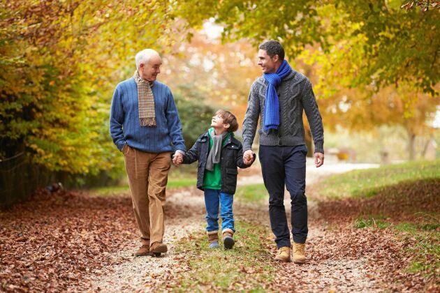 Lev hälsosamt och ta PSA-prov är två livsviktiga tips till alla män från Prostatacancerförbundet.