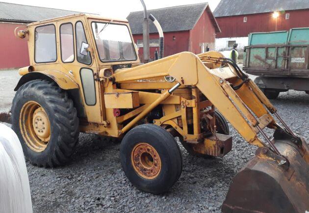Över 10 000 hade grävaren haft på mätaren om den fungerat.