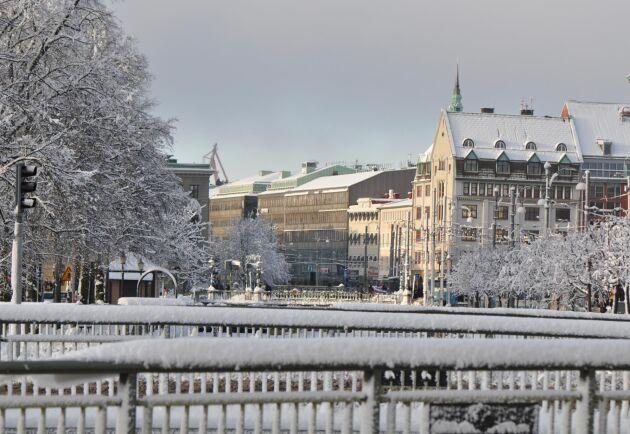 Ekonomin blir tuff ifall Göteborg får mer än två snöfall innan jul.