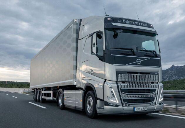 För långa och tunga transporter kan bränsleceller vara ett alternativ.