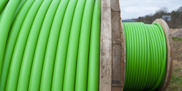Utbyggnad av bredband står still - trots miljardbidrag