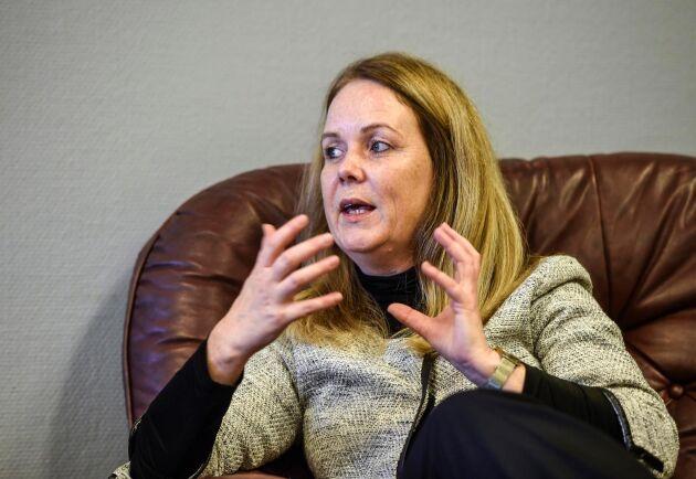 Landsbygdsminister Jennie Nilsson. Arkivbild.